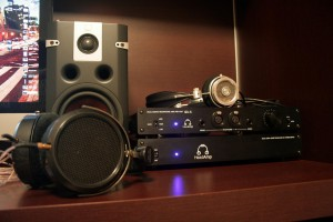 HeadAmp GS-X, Grado HP1000 e HiFiMAN HE500