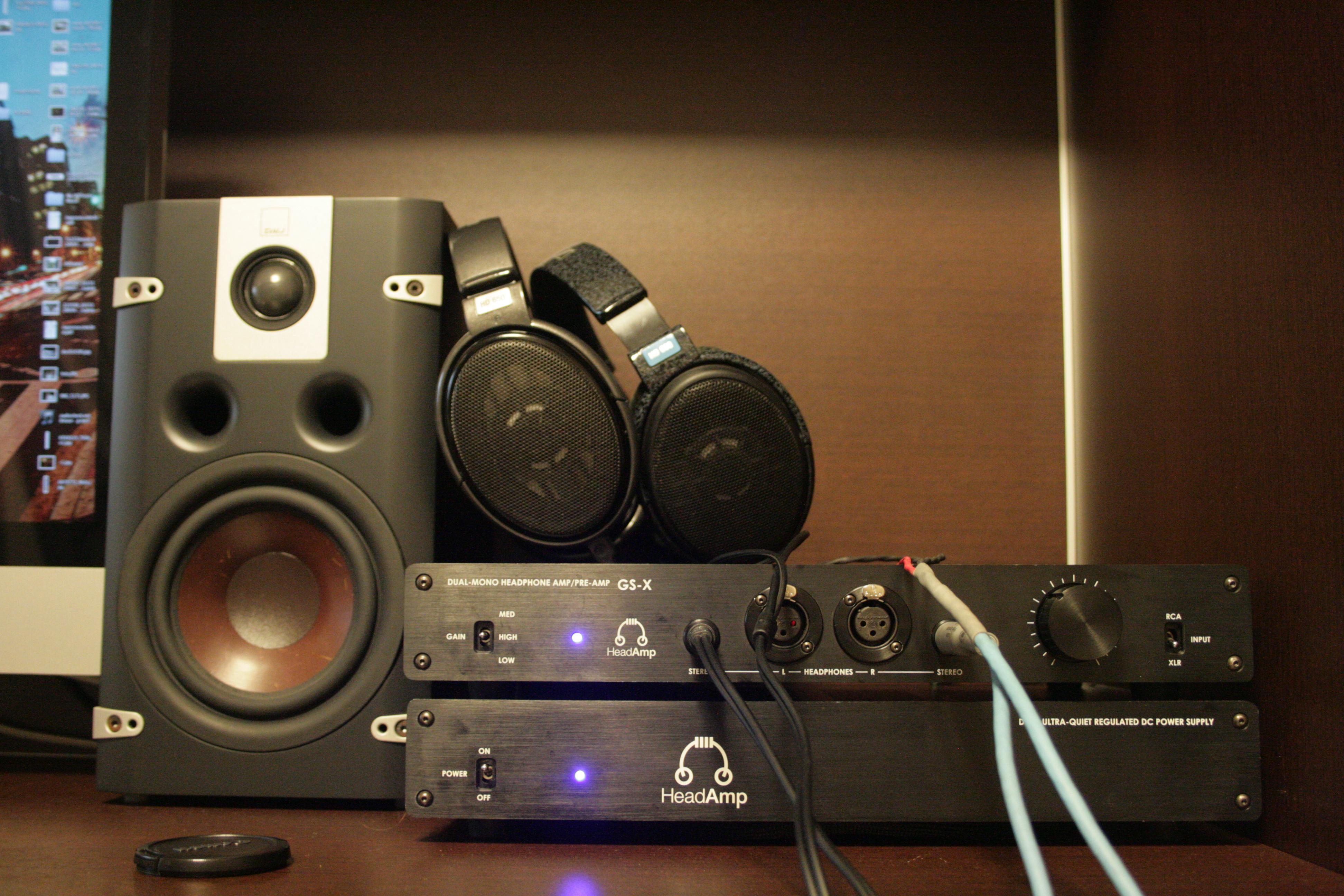 Sennheiser HD600 e HD650