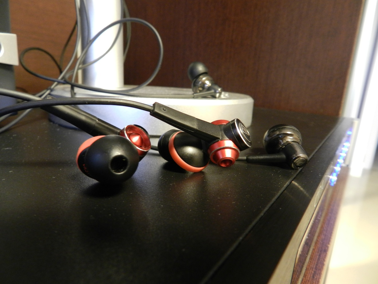 In-ears Audio Technica: CKM500 e CKS1000