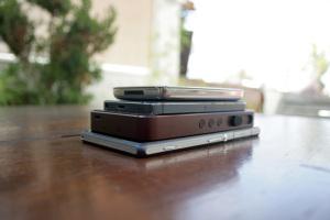 Sony Xperia Z2, Calyx M, iPhone 5 e iPod Classic