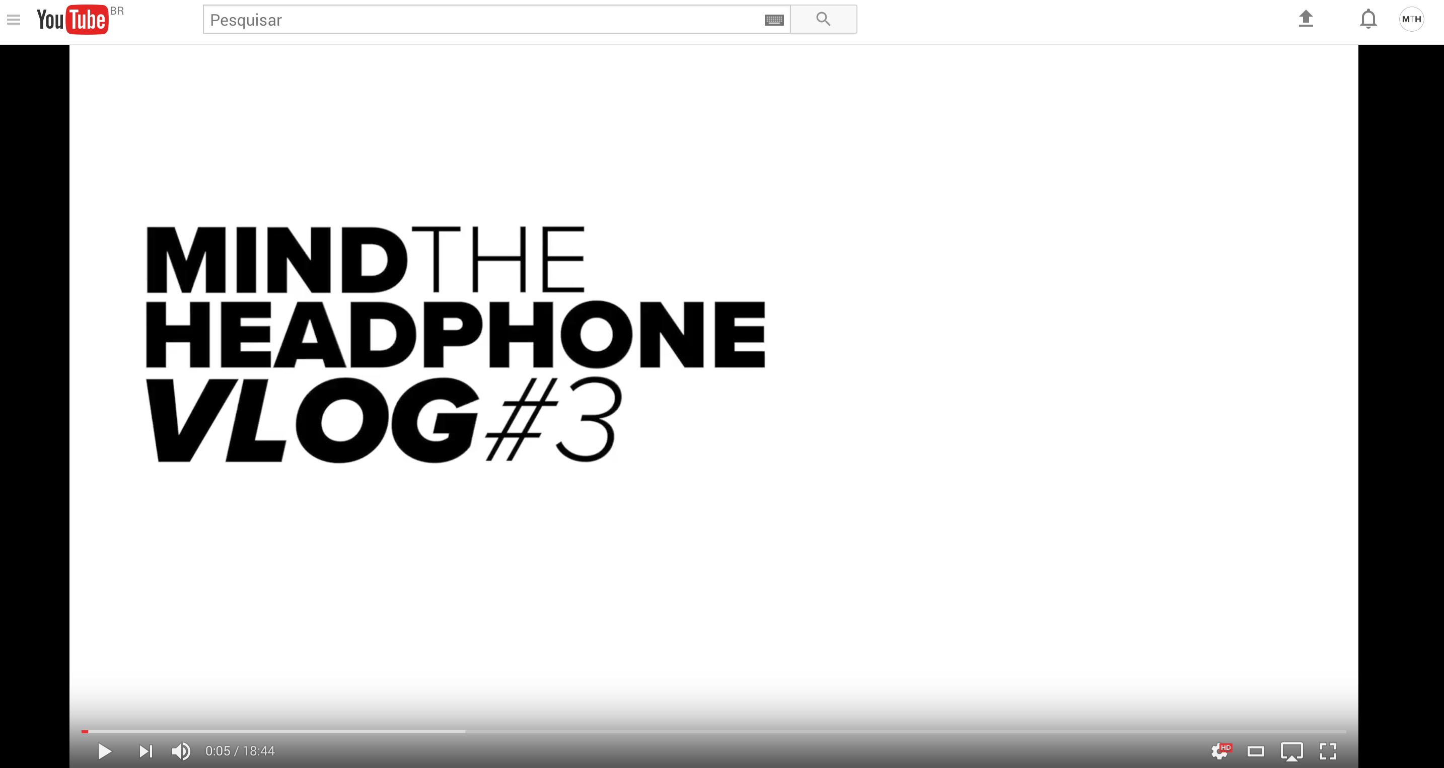 Novo Vlog! Mensagens dos Experientes