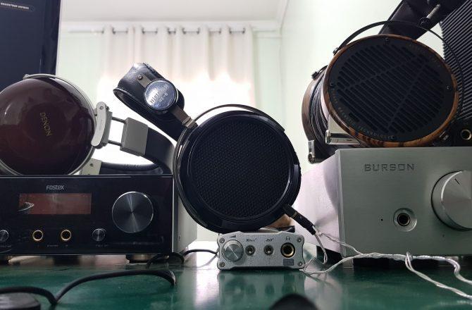 Impressões Audeze LCD-3 2016, LCD-2 2015 e LCD-2 2012